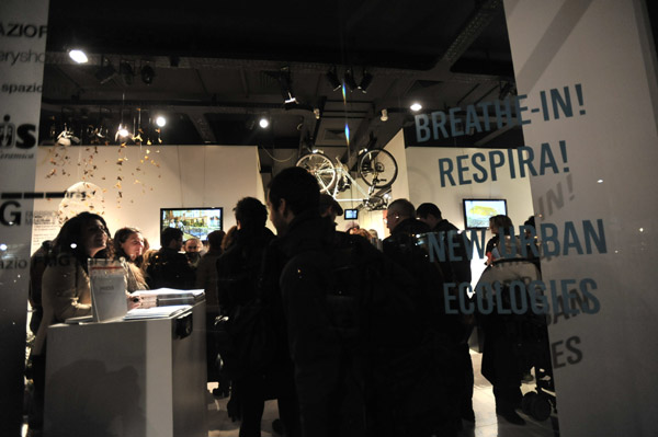 Breathe In! Respira! Vernissage