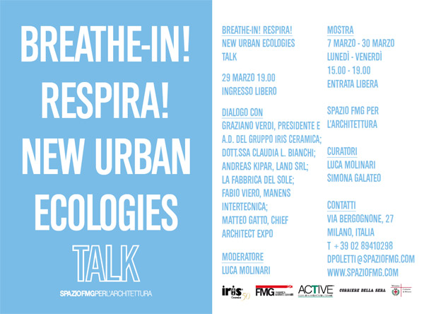 Breathe-in! Respira! Talk