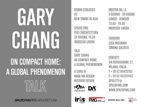 Talk with Gary Chan