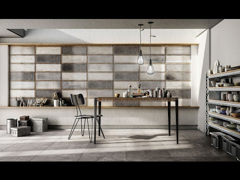 """COME IN, WE'RE OPEN!"" DIESEL LIVING WITH IRIS CERAMICA 